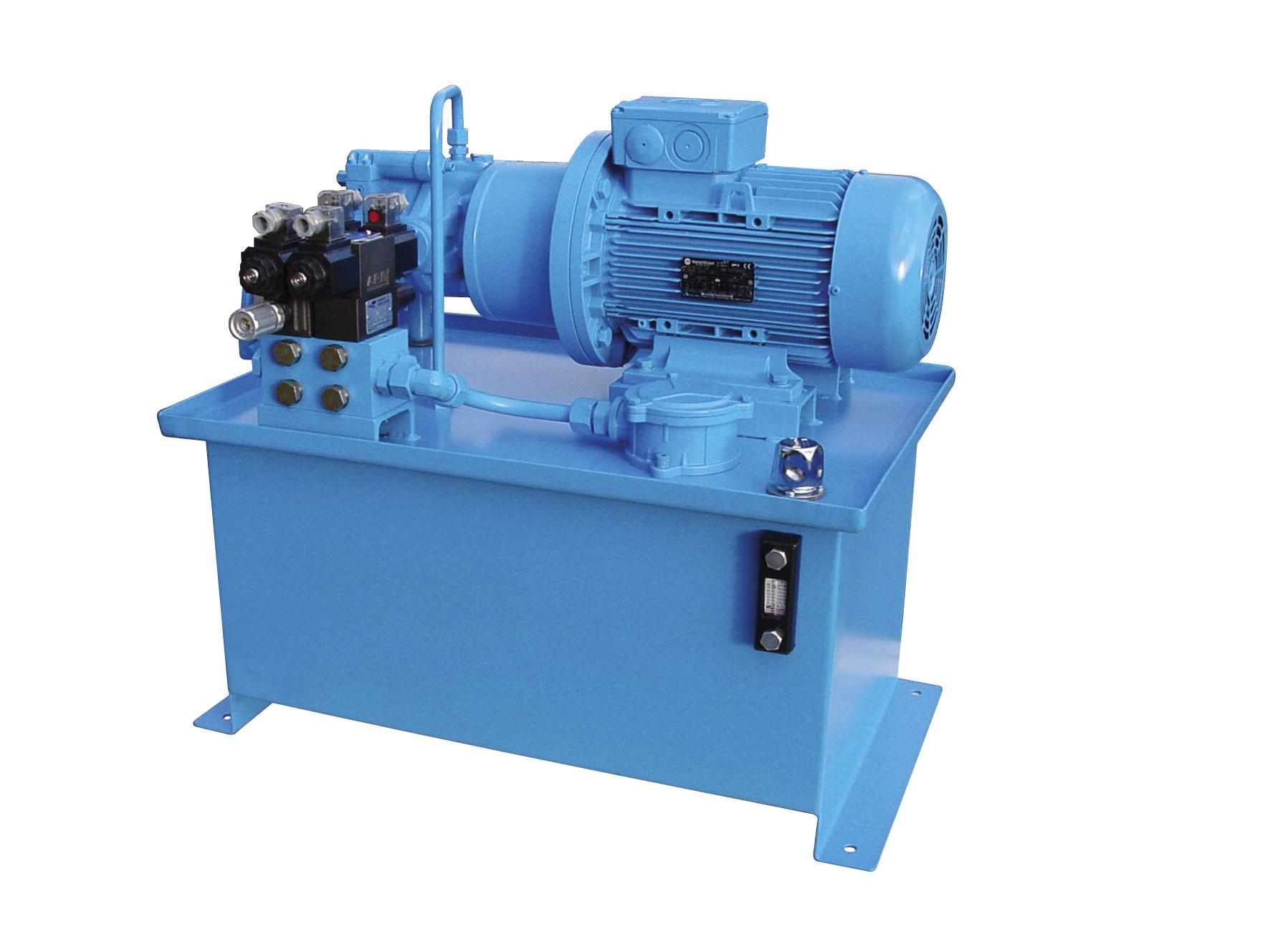 Hydraulic Power Units Motionsource 888 963 Moto